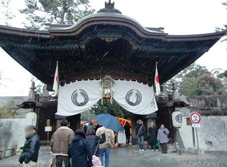 豊川稲荷 平成22年 初詣i-220101-01