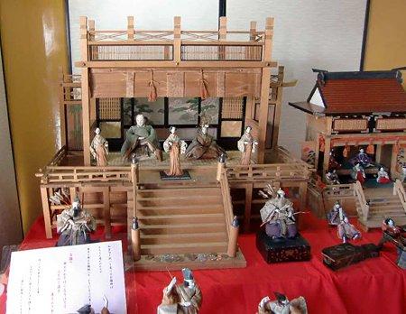 中馬のおひなさん 平成21年度(2010年)第12回 開催中-220221-1