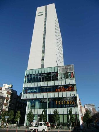 ロッテシティホテル錦糸町 2010年4月6日(火) グランドオープン 8ケ月-221223-1