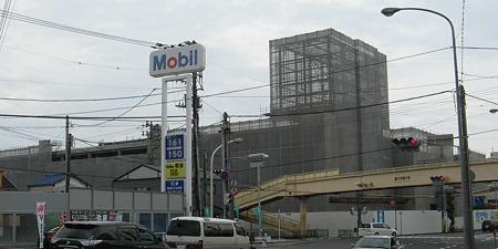 アピタ吉原店 2011年秋オープン予定 建設中-230619-1