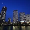 写真: ?濱港夜景