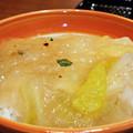 大戸屋 ( 成増 )  すけそう鱈の生姜みぞれあんかけご飯