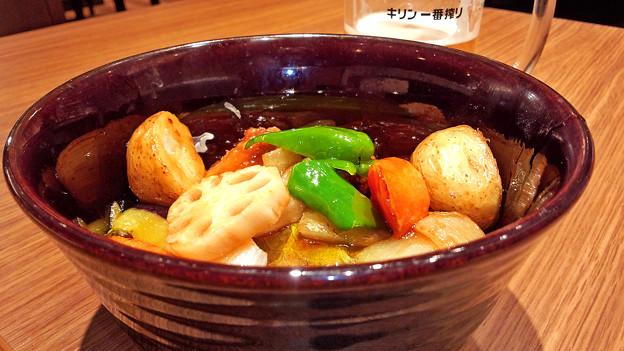 大戸屋 ( 成増 )  ミニ鶏の黒酢あん