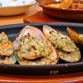 サイゼリヤ ( 成増駅南口店 )  ムール貝のガーリック焼き