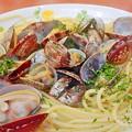 サイゼリヤ ( 成増駅南口店 )  スープ入り塩味ボンゴレ