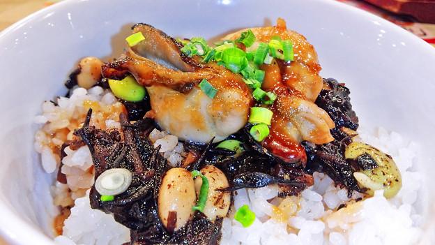 ガスト ( 成増店 )  焼き牡蠣 ごはん