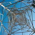送電鉄塔1
