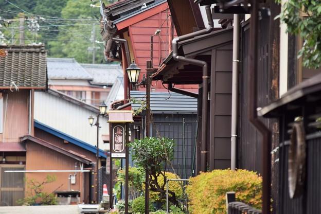 Photos: 城下町の路地