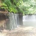 軽井沢の白糸の滝