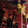 根津神社、社殿