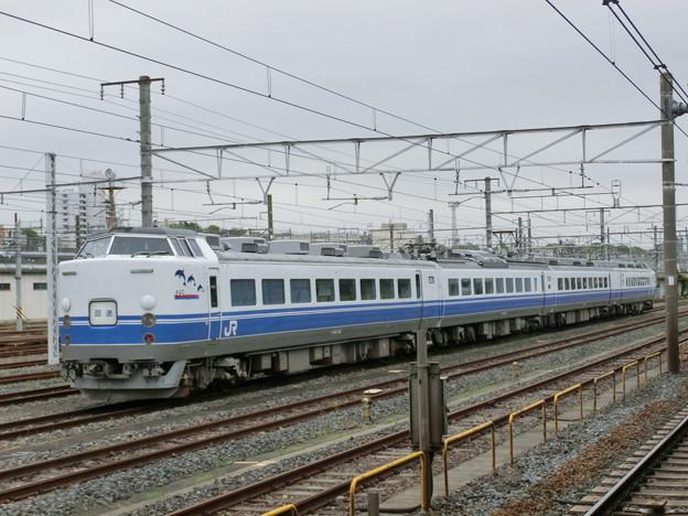 485系K40編成