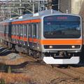 写真: E231系MU2編成