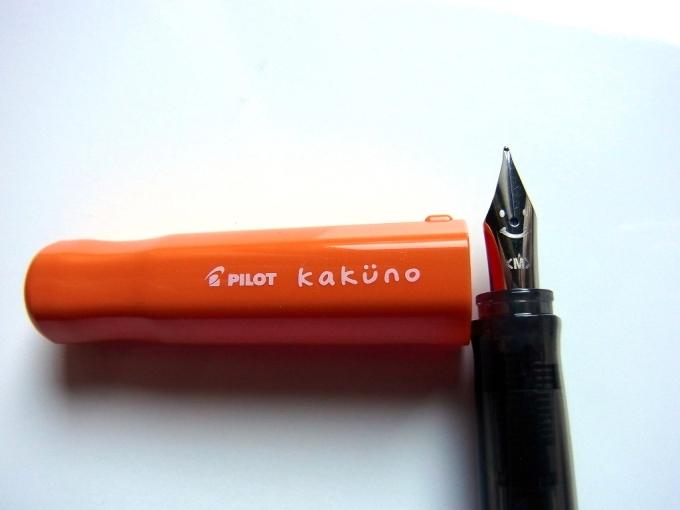 Pilot KAKUNO Orange M