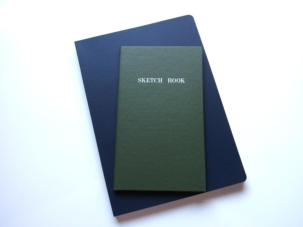 THINK OF THINGS オリジナル クロスノートと測量野帳