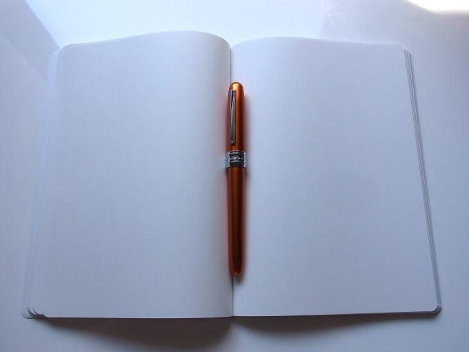 THINK OF THINGS オリジナル クロスノート
