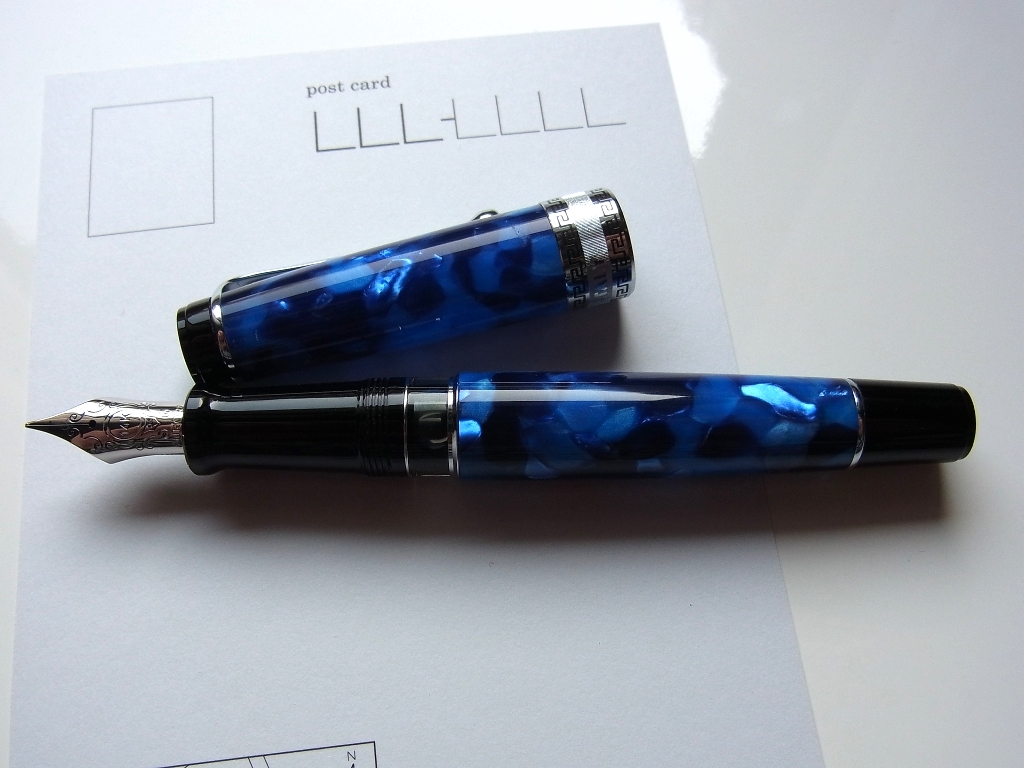 AURORA オプティマ ブルー CT 996-CB #2