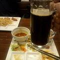 Photos: 黒ビールなう。