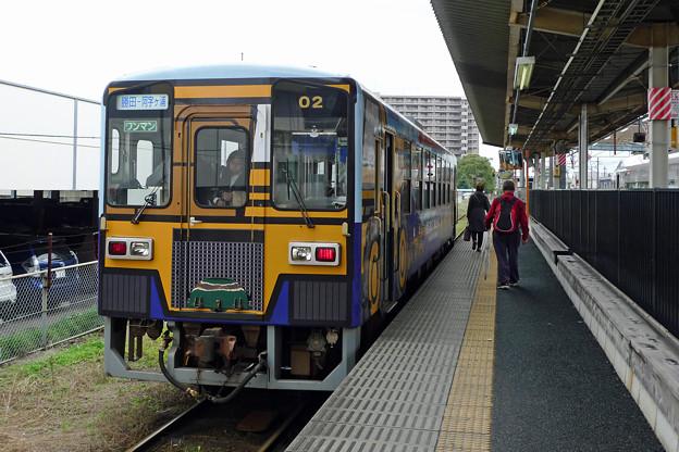ひたちなか海浜鉄道キハ3710