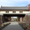 写真: 新発田城本丸表門