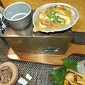 燗銅壺と酒