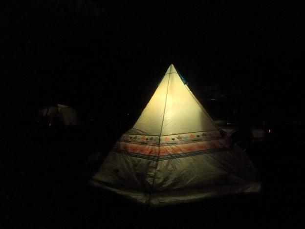キャンプ冬10