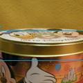 写真: ミッキー 空き缶 さび部分 A