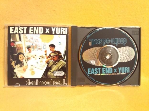 DENIM-ED SOUL CD イースト エンド プラス ユリ