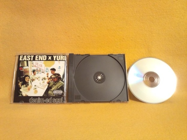 Photos: イースト エンド プラス ユリ CD アルバム