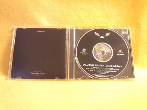 柿原 朱美 Peace Of Heaven CD アルバム