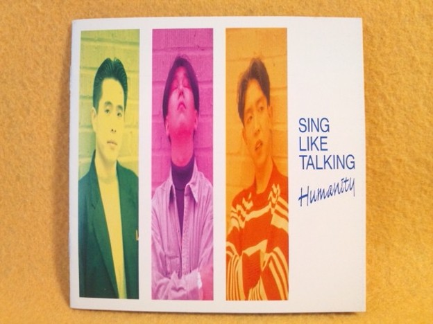 ヒューマニティー SING LIKE TALKING CD