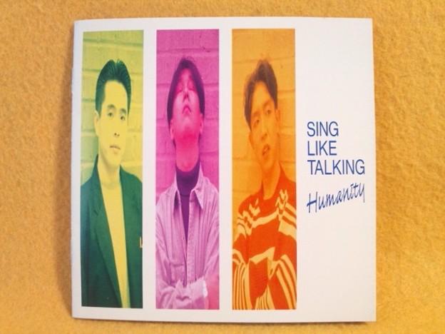 ヒューマニティー SING LIKE TALKING CD