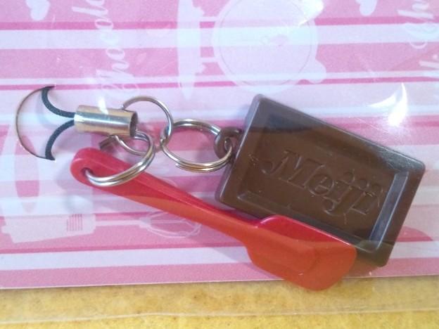 明治製菓オリジナル Hone Made チョコストラッップ チョコレート Meiji