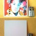 写真: 鈴木早智子 さん のカード(おまけ)