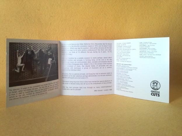 ゴング ウィングフル オブ アイズ CD