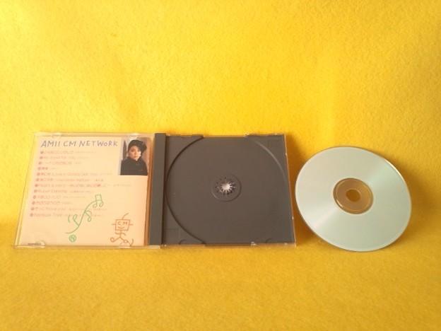 アミ シーエム ネットワーク 尾崎亜美 CD