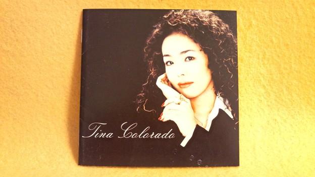 Photos: CD ティナ コロラド 初回盤 Tina Colorado
