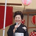 Photos: 青山和子さん岩水寺星まつり
