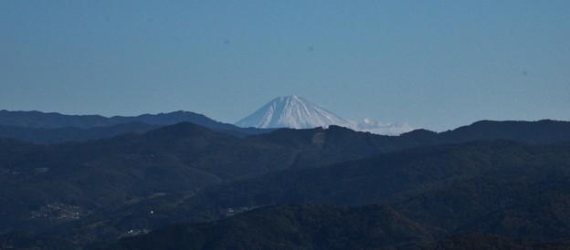 2017年富幕山へ今年☆トミー今年97回登頂