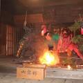 写真: 歌:青葉の笛 (火踊り)が訛・・ひよんどり 「井伊直虎」