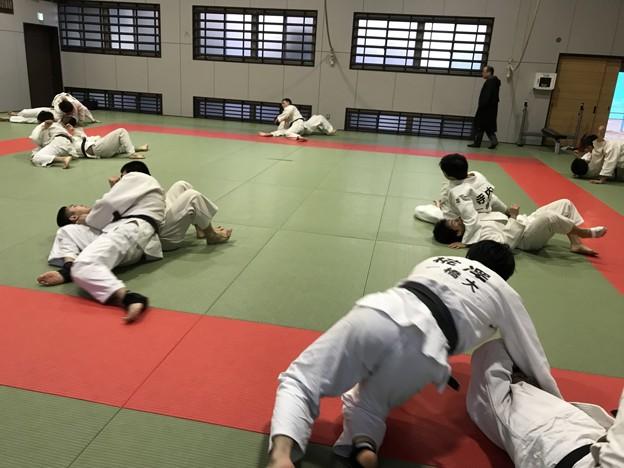 Photos: 寒稽古4-3
