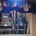写真: ご開帳(1月1日、今泉白山神社)