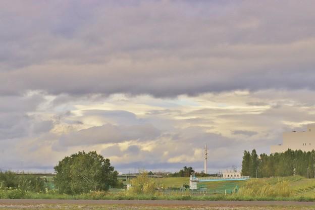 雨雲分離  1
