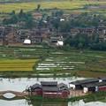 写真: 麗江の村