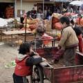 Photos: 市場の子供達