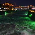 Photos: 都江堰夜景