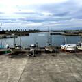 寡黙なる漁港