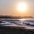 写真: 日出