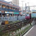 写真: 三ノ輪橋駅