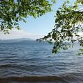 写真: 屈斜路湖