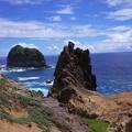 写真: 竜骨の岩